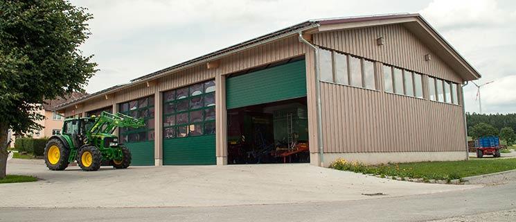 Berühmt Landwirtschaftliche Mehrzweckhalle | Holzbau-BINZ #XS_33