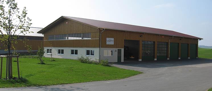 Berühmt Landwirtschaftliche Mehrzweckhalle | Holzbau-BINZ &DB_01