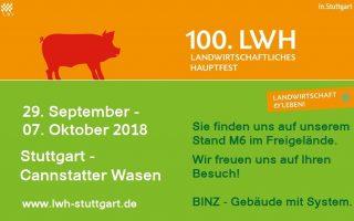 Landwirtschaftliches Hauptfest 2018